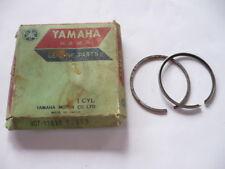 JEU DE SEGMENTS STD MOTO YAMAHA 125 AS 3 /RD 125  1975-76 Ref: 307-11610-02