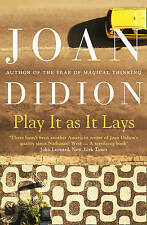 Play it as it Lays by Joan Didion (Paperback, 2011)
