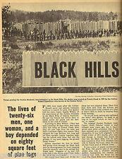 Black Hills Stockade - First White Woman In Black Hills