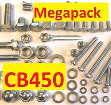 Honda CB450 -  Nut / Bolt / Screw Stainless MegaPack