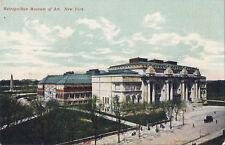 Postcard New York City Metropolitan Museum of Art 1907-14