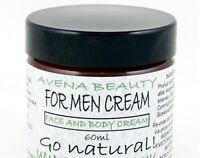 Face Cream For Men. A Luxury Face Treatment 60ml