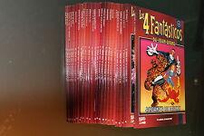 Los 4 Fantasticos de John Byrne Coleccionable Planeta Completo 25 numeros