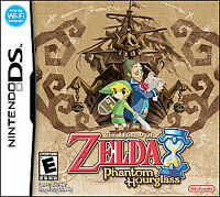 The Legend of Zelda: Phantom Hourglass (DS, 2007) CARTRIDGE ONLY, AWESOME RPG