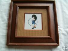 Pin-Up Art framed Picture  ( Olivia )