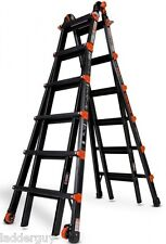 26 1A Little Giant Ladder - PRO SERIES w/ Wheels! New
