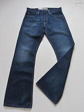 Levi's® 512 Bootcut Jeans Hose, W 36 /L 34, NEU ! Dark Washed Denim, RARITÄT !