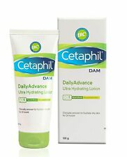 Cetaphil - Ultra Hydrating Lotion, Sensitive Skin Non Greasy, 100g - Free Ship
