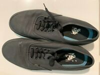 Vans Authentic UC Made For The Makers Black Men's Size: 12 VN0A3MU8QBX