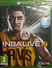 "JEU XBOX ONE ""NBA LIVE 14"" (Basketball) EA SPORTS IGNITE NEUF SOUS BLISTER"