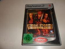 PlayStation 2  PS 2  Fluch der Karibik - Legende des Jack Sparrow. Platinum