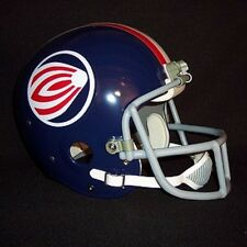 1974 WFL Florida Blazers Suspension Football Helmet