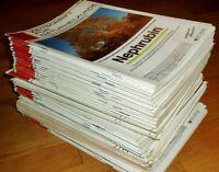 78x Zeitschrift für Naturheilkunde 1980er Heilpraktiker Organ Naturmedizin Samml