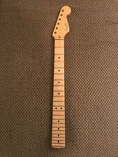 Fender American Stratocaster Neck 1996 50th Anniversary Year - Needs Fret Work.