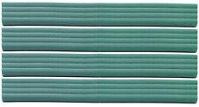 Trampolin Schaumstoffrohre 16 St. 100 cm dunkelgruen Hudora Polster Schutzhülle