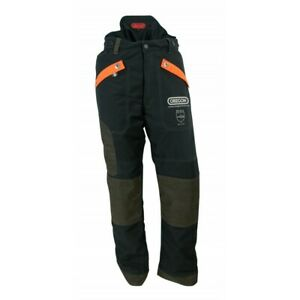OREGON 295420 WAIPOUA TYPE A CHAINSAW FRONT PROTECTIVE TROUSERS