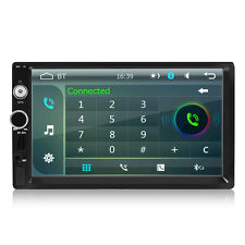 """7"""" HD WINCE 6.0 Touch Screen 2 DIN Car GPS Stereo MP4 Player Bluetooth Radio"""