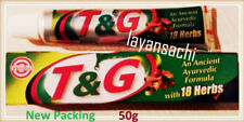 *50g Vendol T & G Ayurvedic Herbal Toothpaste With 18 Herbs Non Fluoride*