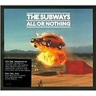 THE SUBWAYS - ALL OR NOTHING - CD & DVD SET (FREE UK POST)