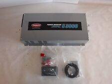 NEW TUNDRA S3000 Inverter, Pure Sine, 3000W, 120VAC, 12VDC (T)
