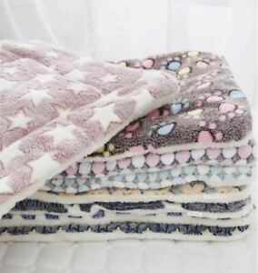 1 Pc Cat Bed Dog Bed Thickened Pet Soft Fleece Pad Blanket Bed Mat Cushion Home