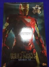 Hot Toys 1/6 Iron Man 2 Mark 6 MK VI Exclusive Special Editon MMS132 Japan