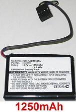 Batería 1250mAh tipo G3399 Para Dell PowerEdge 2800