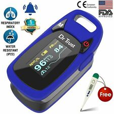 Dr Trust (USA) Professional Series Finger Tip Pulse Oximeter