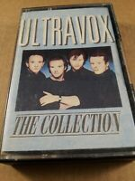 Ultravox : The Collection : Vintage Tape Cassette Album From 1984
