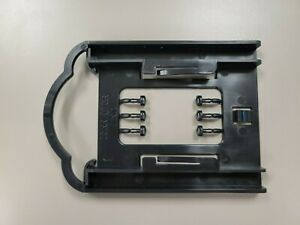 """StarTech 2.5"""" SSD/HDD Tool-Less Mounting Bracket for 3.5"""" Drive Bay"""