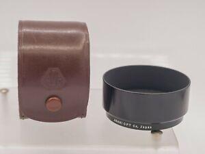 Rare Early - Asahi Pentax AOC Preset AP 55mm 58mm F2 F2.4 Lens Hood 46mm Screw