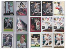 Mark McGwire Inserts Parallels Game Used Numbered RARE - Pick From List - MLB