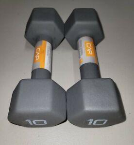 Cap New Neoprene Hex Dumbbell Pairs Weight 10 LB/8 LB/5 LB/3 LB/2 LB