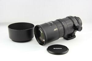 Sigma APO AF 70-210mm 1:2.8 Nikon F Mount # 7089