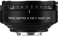 PENTAX Adapter for PENTAX K mount lens Q 39977 from japan