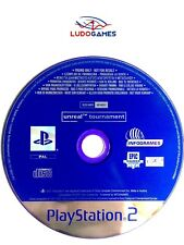 Unreal Tournament PAL/EUR PS2 Promo Retro Playstation Videojuego Videogame Mint