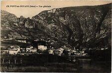 CPA    Pont- en- Royans(Isére) - Vue générale  (434634)