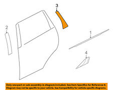 MITSUBISHI OEM 07-13 Outlander Exterior-Rear-Tape Right 7410A084XA