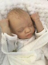 "CHERISH DOLLS REBORN BABY DOLL TONI REALISTIC PREM 15"" REAL LIFELIKE CHILDRENS"