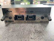 Yamaha MY16-mLAN Interface Card for 01v96 / i, DM1000, DM2000, 02R96 etc mixers