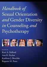 HANDBOOK OF SEXUAL ORIENTATION AND GENDER DIVERSITY IN COUNSELING AND PSYCHOTHER