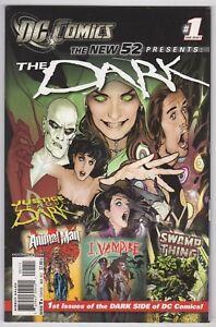 The New 52 Presents ' The Dark ' (DC Comics 2012) - SC - Mint