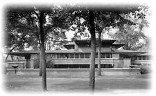 Frank Lloyd Wright Prairie Style Robie House printed plans full set