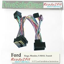SOT-PC000009AA-f Lead,cable,adaptor for Parrot CK3100 Ford Kuga 08-13