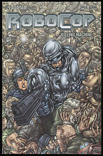 Robocop Killing Machine 1 One-Shot Comic Juan Jose Ryp cvr art Ltd 1500 Variant