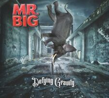 MR BIG - Defying Gravity Deluxe Edition CD & DVD *NEW* Digipak 2017 NTSC All