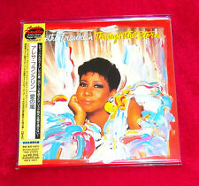 Aretha Franklin Through The Storm MINI LP CD BVCM-35227