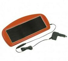 Amorphous (44768) Silicon Solar Panel 12 Volt With Auto Lighter Adapter **READ**