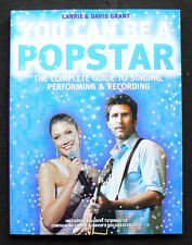 YOU CAN BE A POPSTAR singing performing recording music career CD vocal singer