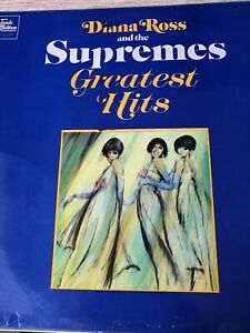 Diana Ross & The Supremes - Greatest Hits LP